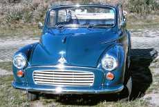 Morris Minor 1000 Cabrio