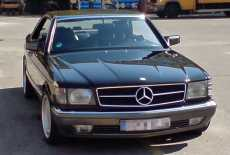 Mercedes-Benz SEC Coupe (C126)