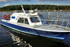 Yachtwerft Berlin Polizeiboot KB 12