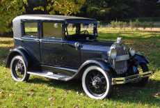 Ford Model A Four Door