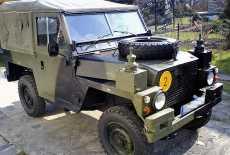 Land Rover Serie III Lightweight