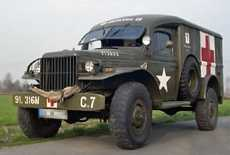 Dodge WC 54 Ambulance