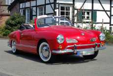 VW Karmann Ghia Cabrio