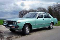Datsun Nissan Laurel 2.0