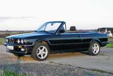 BMW 325i A Vollcabrio