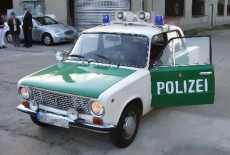 Lada WAS 21013 Polizei