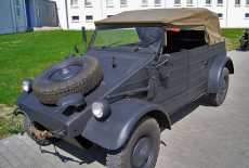 VW Typ 82 Kübel