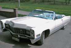 Cadillac DeVille Cabriolet