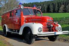 Magirus Ford FK 3500