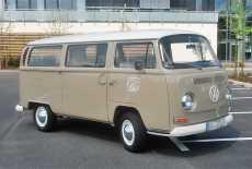 VW T2a Bus Bulli