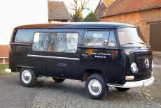 VW T2a Leichenwagen