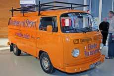 VW T2b Elektrobus