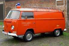 VW T2a Feuerwehr TSF