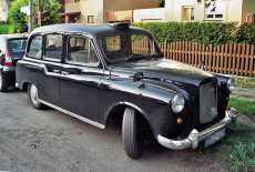 Austin FX4 S London Taxi