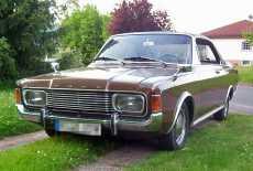 Ford 20m XL