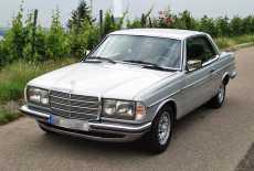Mercedes-Benz W123 230 CE