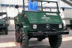Mercedes-Benz Unimog U 411