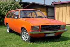 Opel Rekord D Caravan 2l
