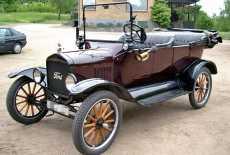 Ford Tourer