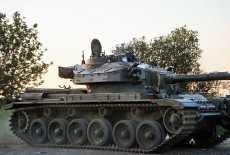 Centurion Kampfpanzer Pz 55