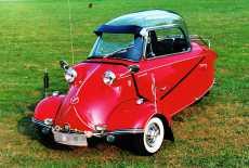 Messerschmitt Kabinenroller KR 200