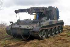 Bergepanzer M578