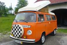 VW T2 Bus Westfalia