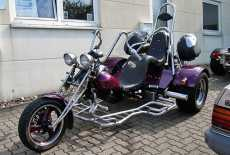 Eigenbau 2-Sitzer-Trike