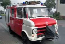 Opel Blitz Feuerwehr LF8