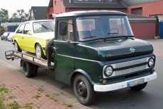 Opel Blitz Abschleppwagen
