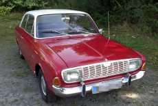 Ford Taunus 17m P5
