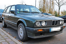 BMW E30 318i touring