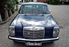 Mercedes-Benz 220 D Strich 8