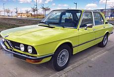 BMW 2500 3.0S