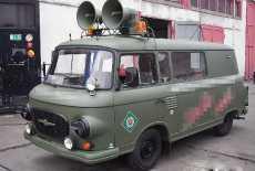 Barkas B 1000 Lautsprecherwagen