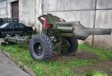 Haubitze 122 mm