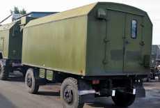 Anhänger Russischer Militär-Koffer