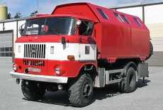 IFA W50 Feuerwehr