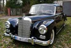 Mercedes-Benz 300 d Adenauer