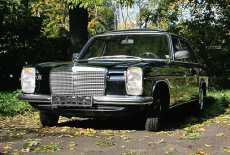 Mercedes-Benz 240 D W115 Strich 8