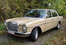 Mercedes-Benz W115 Strich 8