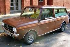 British Leyland Mini Clubman Estate