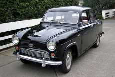 Austin Cambridge A 50