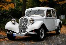 Citroen 11CV Legere