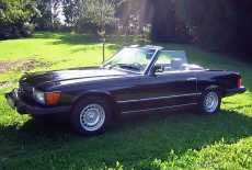 Mercedes-Benz 380 SL US