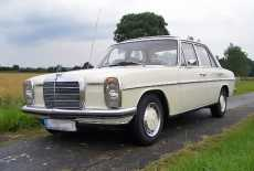 Mercedes-Benz 220 Automatic (W115)