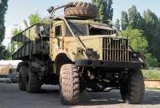 Kraz 255 TMM-3M