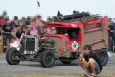 Eigenbau Hot Rod Feuerwehr FW01