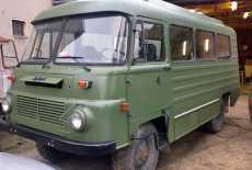 Robur MZ Allrad Bus