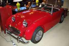 Austin-Healey Sprite MK I Roadster